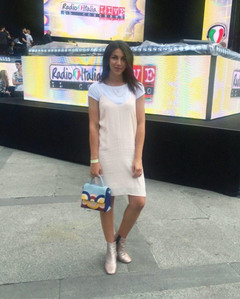Alessia Sica @ Radio Italia Live