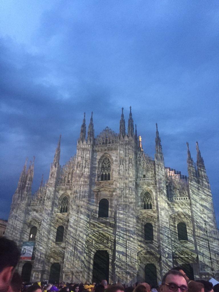 Duomo Milano Radio Italia Live